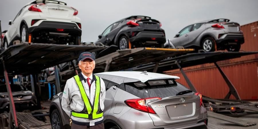 Toyota Türkiye'den üretim ve ihracatta rekor