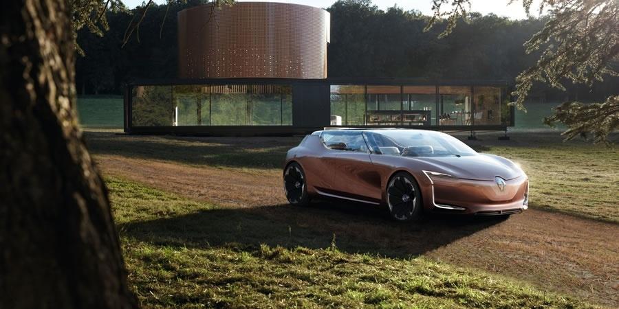 Renault'dan Frankfurt Otomobil Fuarı'nda İki Dünya Prömiyeri