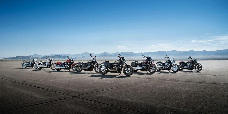 Harley Davidson 115. Yılını Sekiz Yeni Softail Modeliyle Kutluyor!
