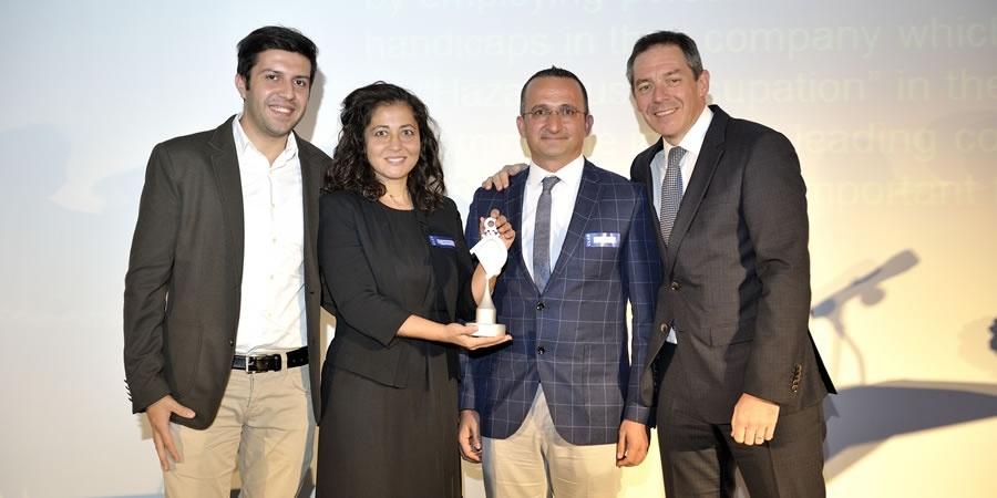 Ford Otosan, engellilere istihdam fırsatı sağlayan projesiyle ödül kazandı