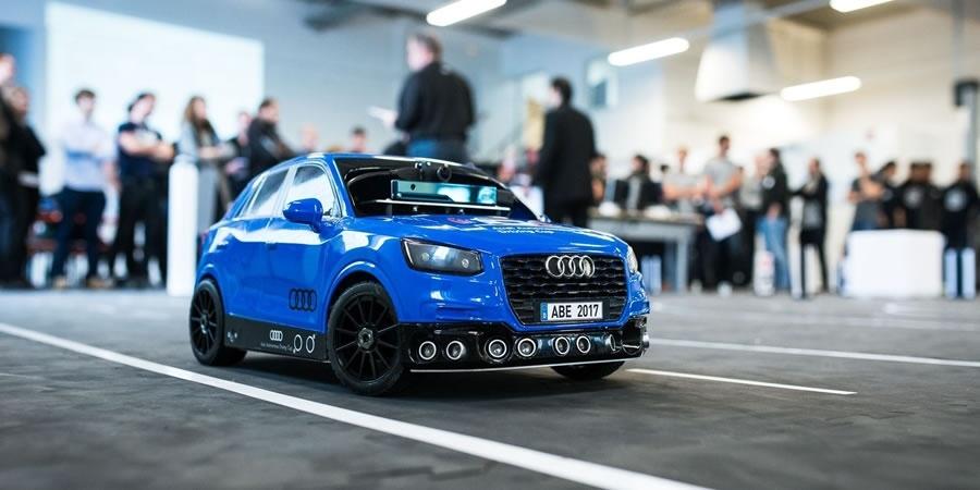 2017 Audi Otonom Sürüş Kupası: Bağımsız ve akıllı otomobiller piste çıkıyor