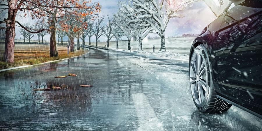 Continental uyarıyor! Kış şartlarına hazırlıklı olun!