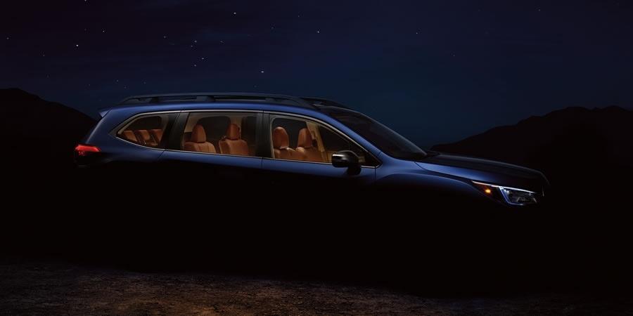 En büyük Subaru yollara çıkıyor