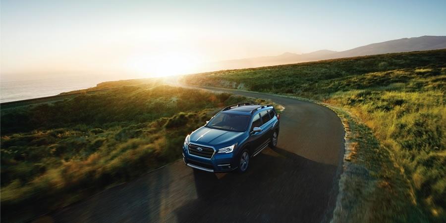 En büyük Subaru tanıtıldı