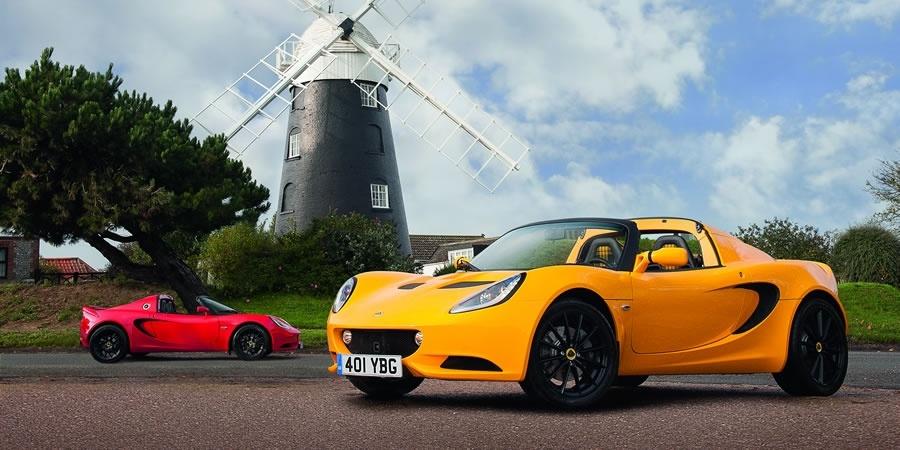 Lotus Cars Türkiye'de