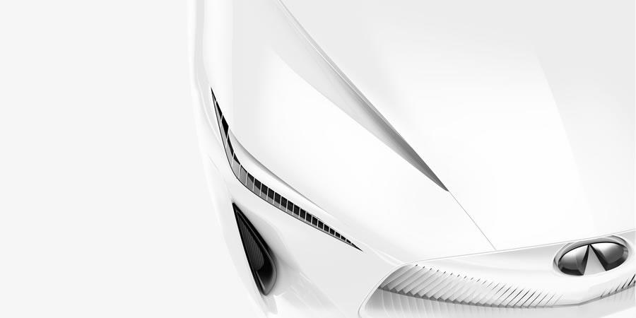 INFINITI Q Inspiration Concept,  Detroit Otomobil Fuarı'nda tanıtılacak