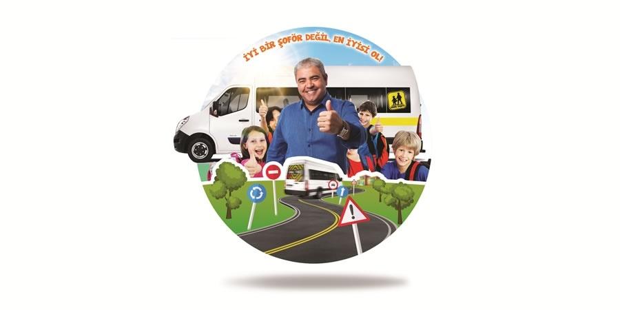 'İyi Dersler Şoför Amca' projesi servis şoförlerini en iyi fotoğrafı çekmeye davet ediyor!