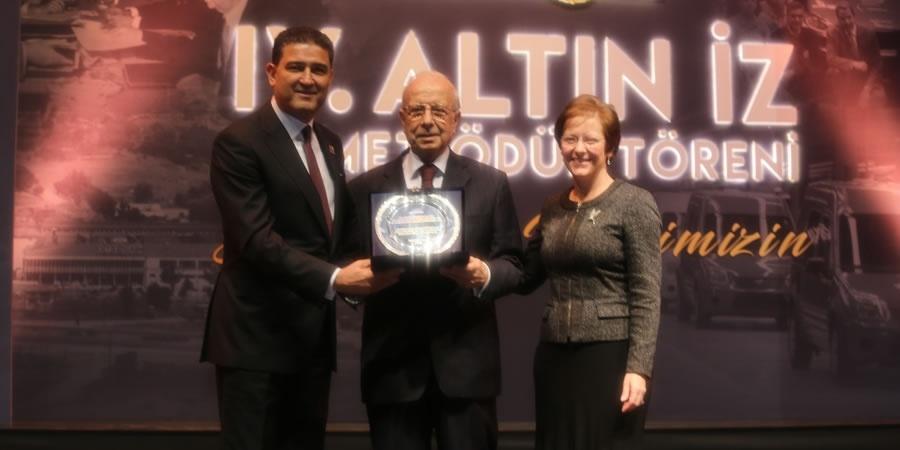 Ford Otosan'ın 'Altın İz' ödülleri görkemli bir törenle takdim edildi