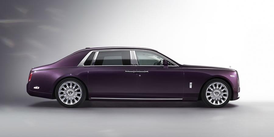 Rolls-Royce Yeni Phantom Türkiye'ye geldi