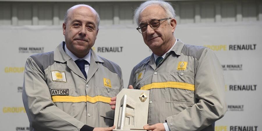 Oyak Renault üst yönetiminde bayrak değişimi