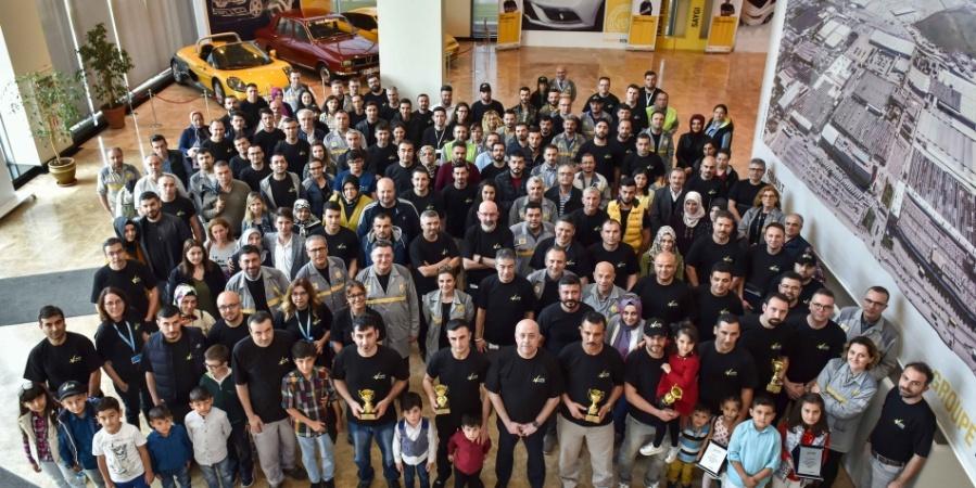 5 Oyak Renault çalışanı Olimpiyatlar için yarışacak