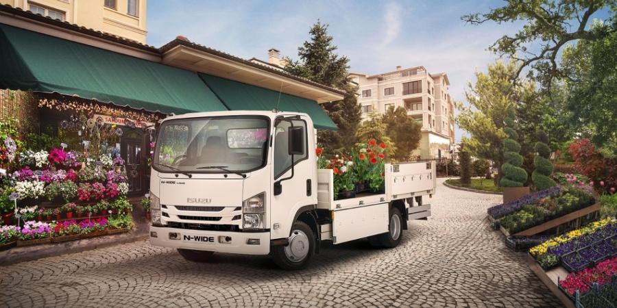 Yeni Isuzu N Serisi kamyonetler daha yüksek performanslı yeni motoruyla satışa sunuldu
