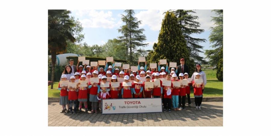 Toyota Otomotiv Sanayi Türkiye Yıllık Sosyal Sorumluluk Faaliyetlerini Tamamladı