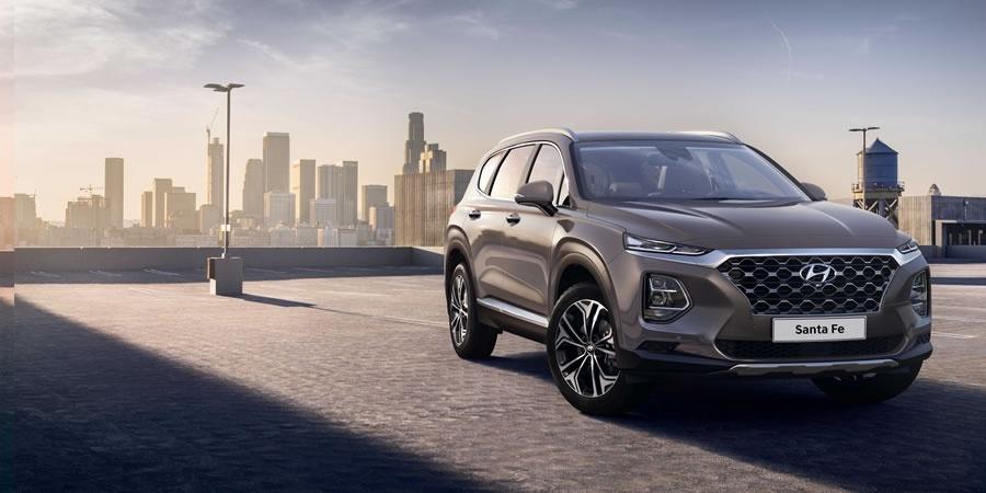 Hyundai, yeni Santa Fe'nin ilk fotoğraflarını yayınladı