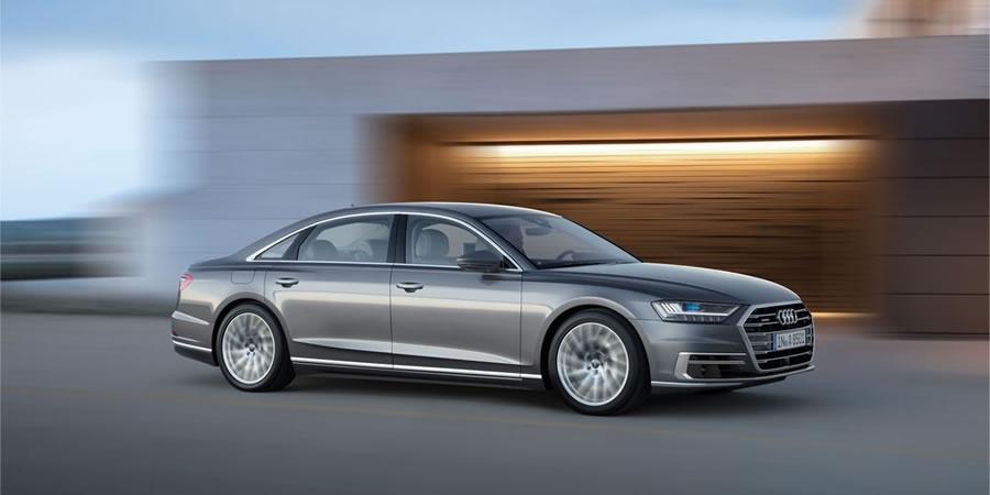İleri otonom sürüş için geliştirilen dünyadaki ilk model yeni Audi A8