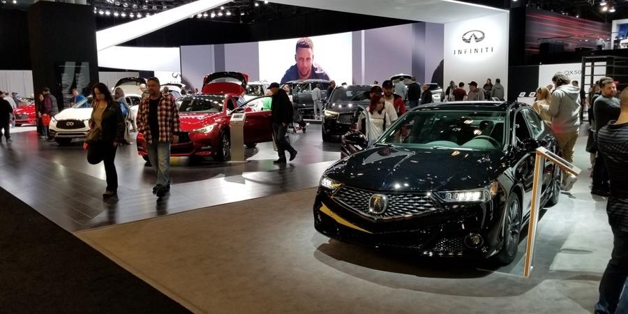Uluslararası New York Otomobil Fuarı kapılarını açtı