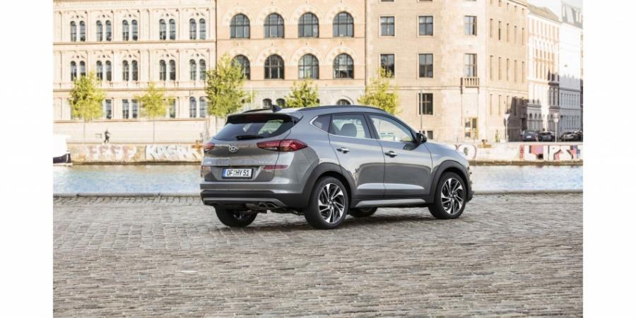 Hyundai Tucson'a Müthiş Kombinasyon: Dizel Hibrit
