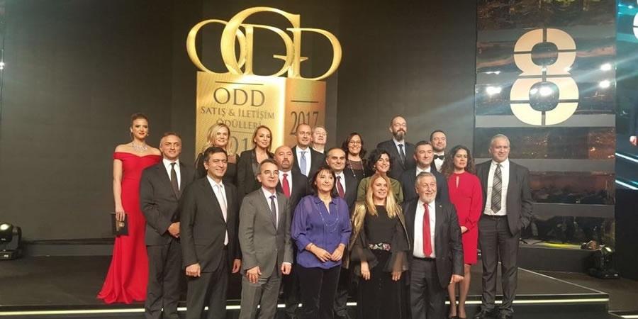 Sekizinci ODD Gladyatör Ödülleri sahiplerini buldu