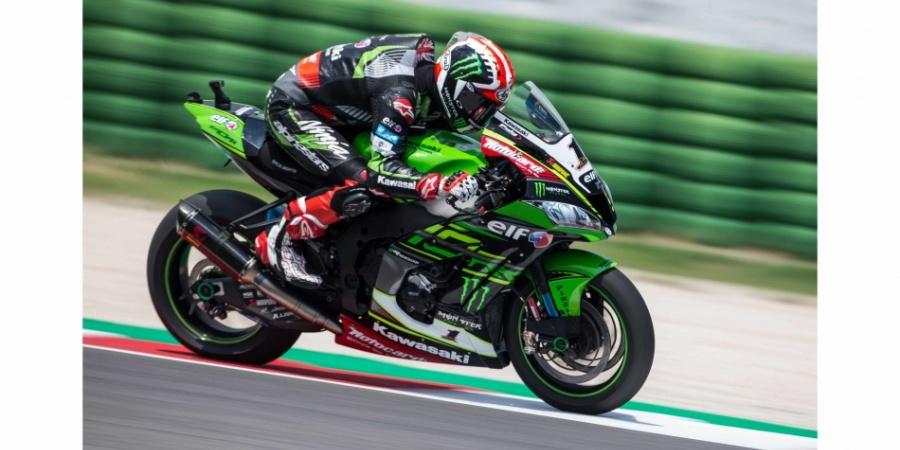 Dünya Superbike Şampiyonu Jonathan Rea İtalya'da ikinci dublesini yaptı!