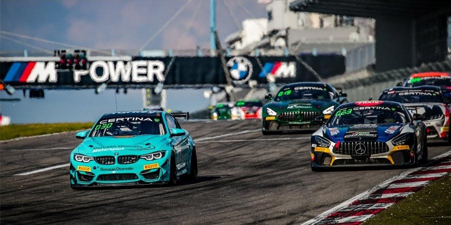 Borusan Otomotiv Motorsport Nürburgring'ten kupayla döndü