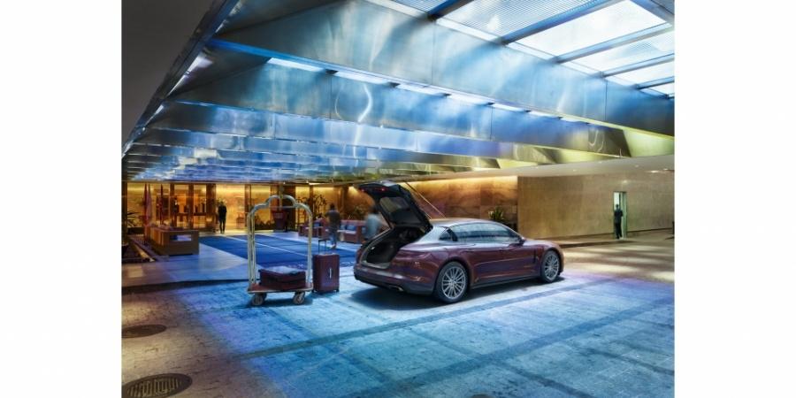 Yeni Panamera 4 Sport Turismo Porsche tutkunlarını bekliyor