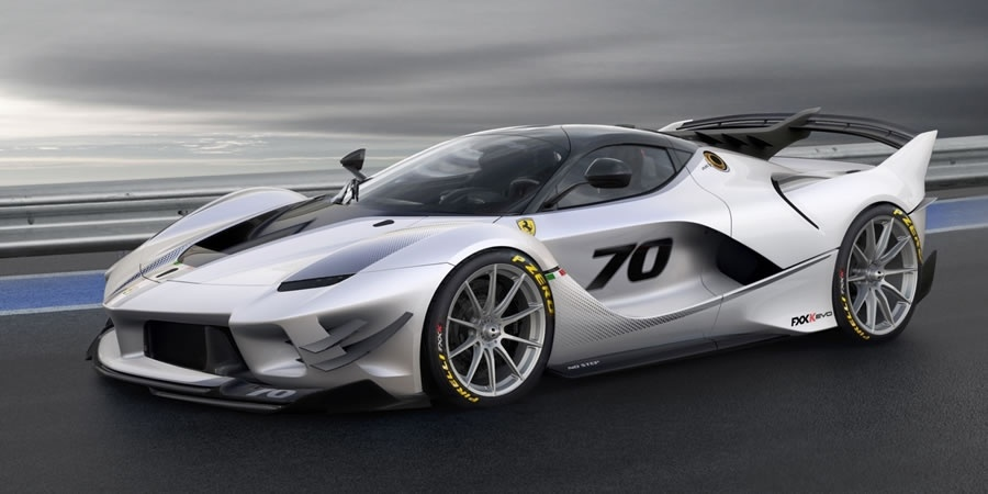 Ferrari'den FXX-K Evo sürprizi!