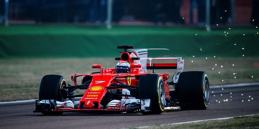 Ferrari'nin yeni F1 aracı yeni sezon için iddialı
