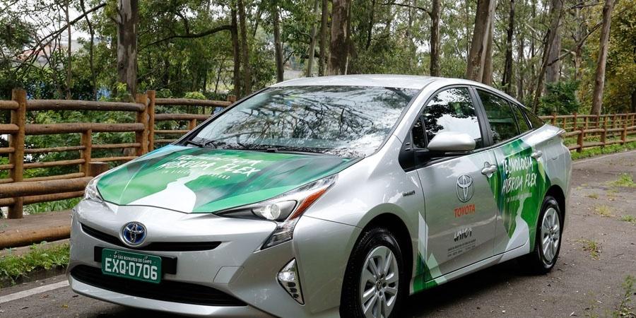 Toyota'nın yeni prototipi şeker kamışından üretilen yakıtı kullanabiliyor