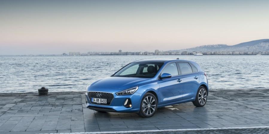 Hyundai Yeni i30, Beş Yıldızla Sınıfının En Güvenlisi