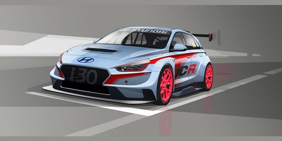 Hyundai i30 N TCR, test için 24 saatlik yarışa giriyor