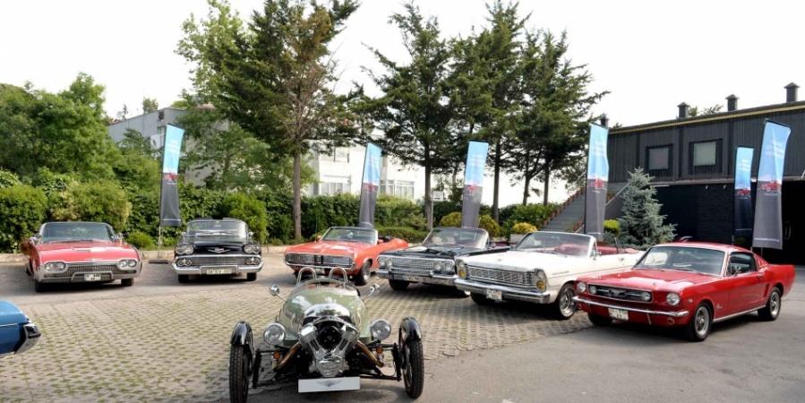 İstanbul Klasik Otomobil Şovuna Hazırlanıyor