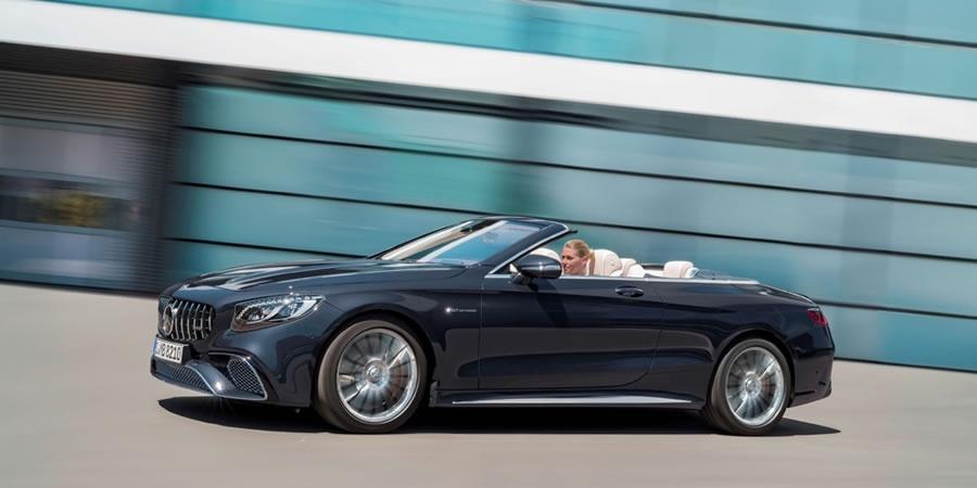 Mercedes-Benz IAA Frankfurt Otomobil Fuarı'nda