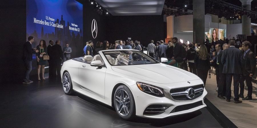 Yeni Mercedes-Benz otomobil modelleri tanıtıldı