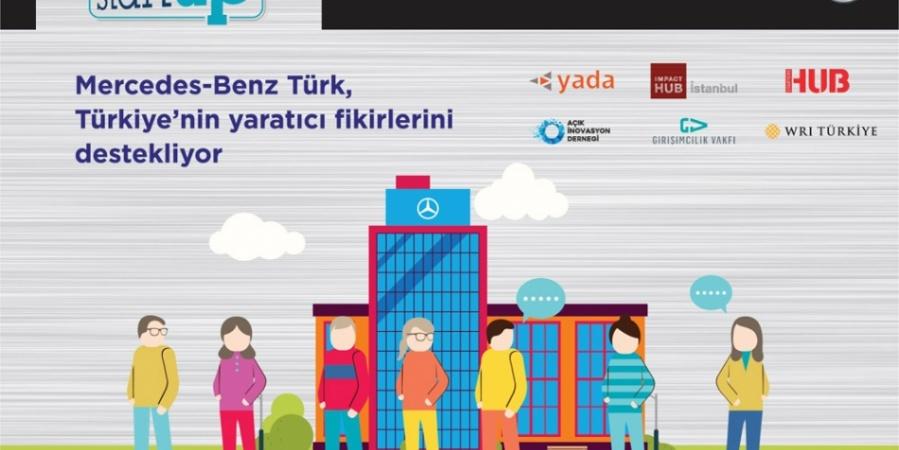 Mercedes-Benz Türk StartUP Yarışması'nda ön elemeyi geçen startuplar açıklandı