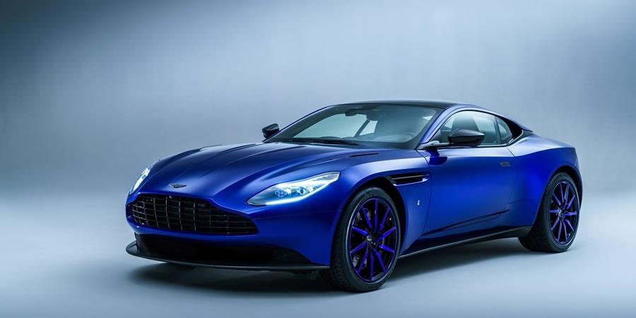 Aston Martin, Cenevre Otomobil Fuarı'nda
