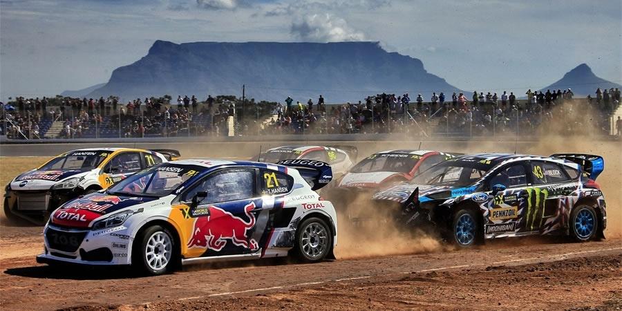 Team Peugeot Hansen için WORLDRX'te onurlu ikincilik