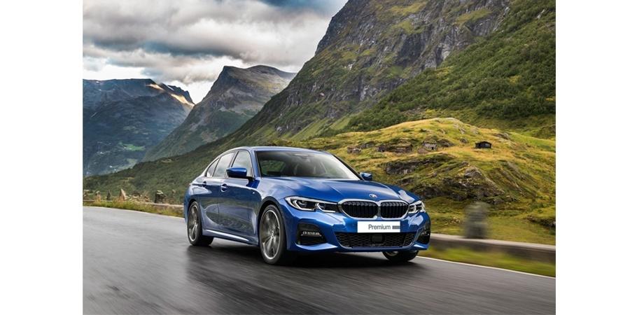 Borusan Otomotiv Premium'dan Yeni BMW 3 Serisi'ne özel avantaj