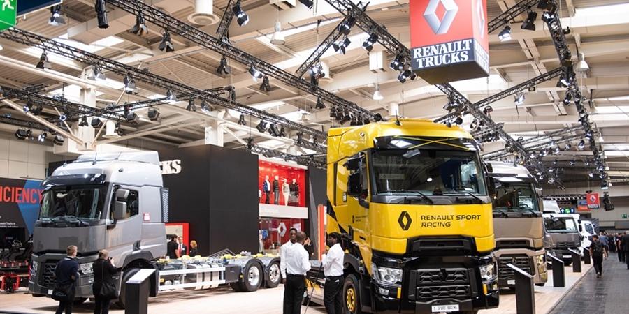 Renault Trucks, IAA 2018'de elektrikli serisini tanıttı