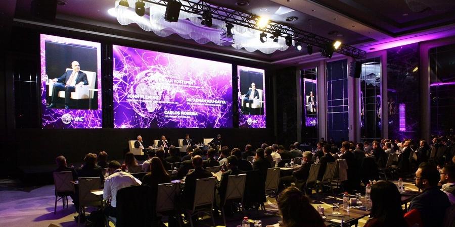 5. Dünya Otomotiv Konferansı İstanbul'da başladı
