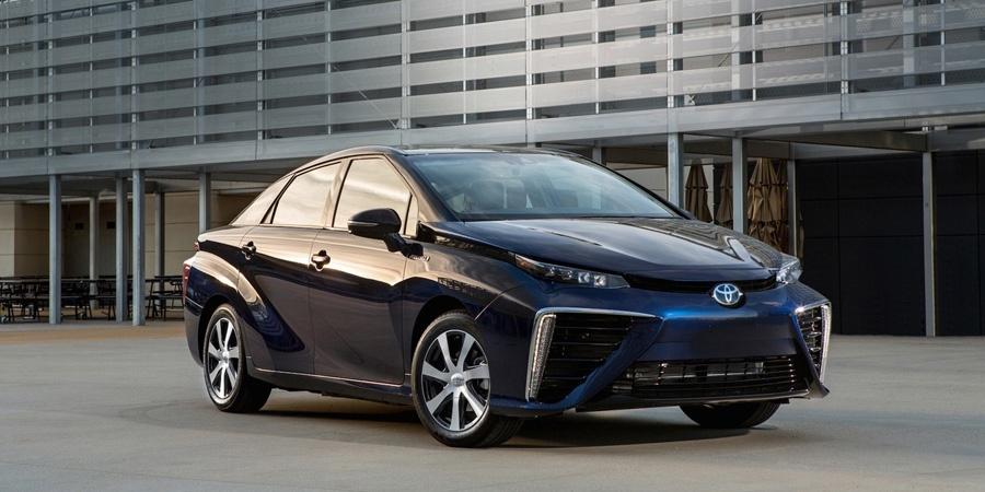 Toyota'nın hidrojen teknolojisi koşar adım geliyor