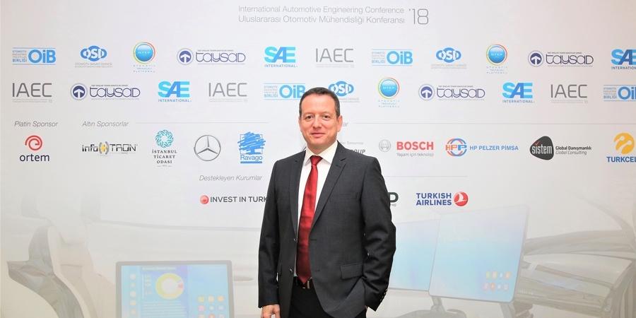 Mercedes-Benz Türk IAEC'18'e Altın Sponsor oldu