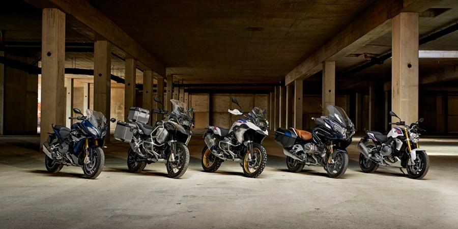 BMW Motorrad en yeni modelleri ile EICMA'ya çıkarma yaptı