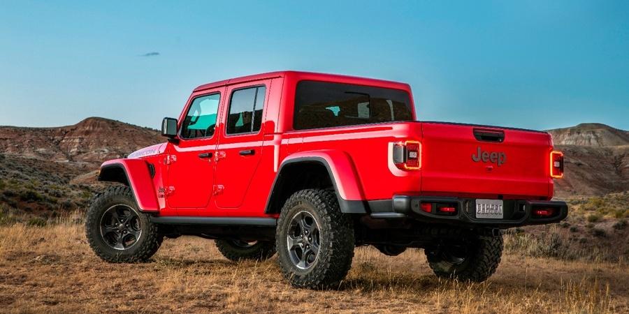 Jeep Gladiator tanıtıldı