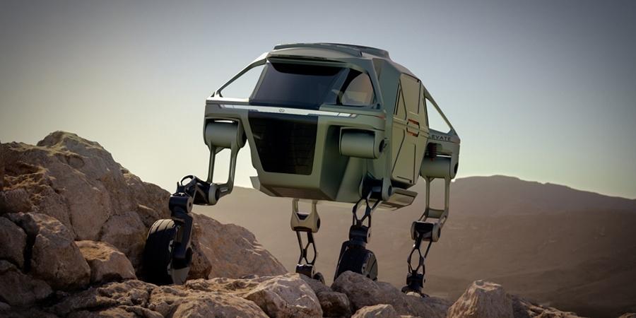 Hyundai, CES'te bilim kurgu filmlerini aratmadı