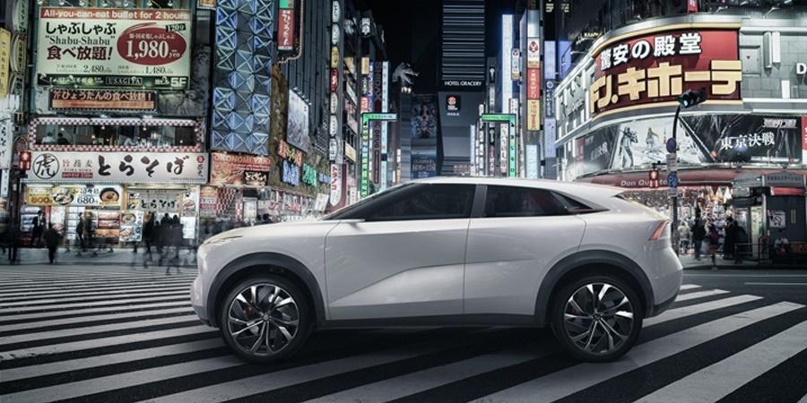 """INFINITI QX Inspiration Concept'e  """"En İyi Konsept Otomobil"""" ödülü"""