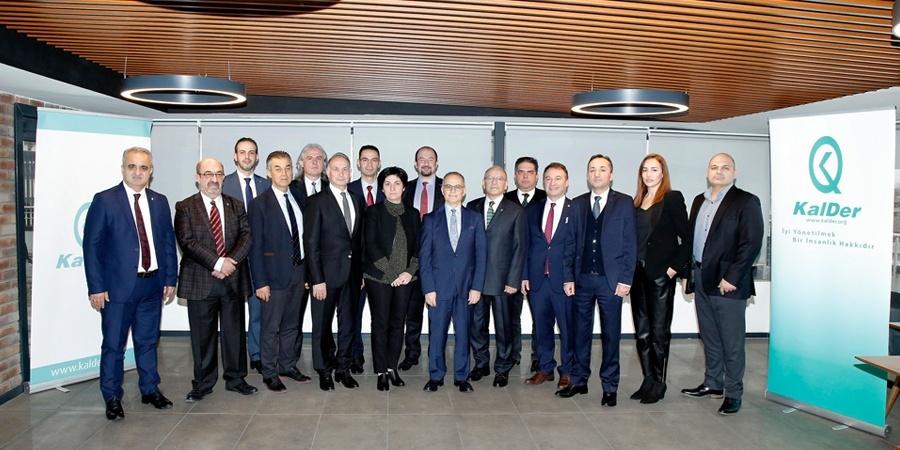 KalDer'in yeni Başkanı Otokoç Otomotiv Genel Müdürü Görgün Özdemir oldu