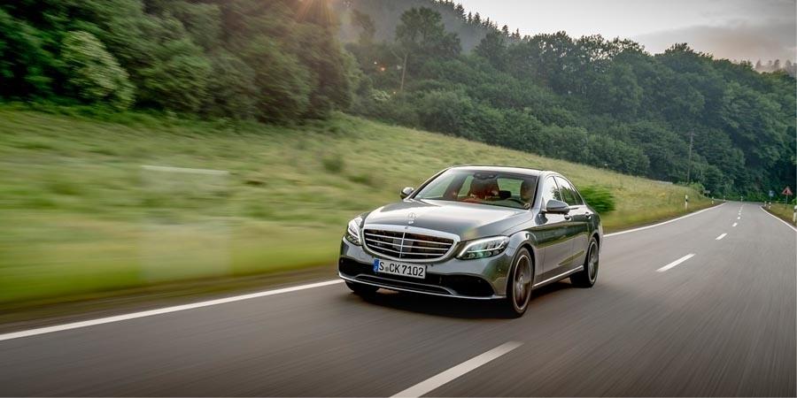 Mercedes-Benz otomobillere 4 yıl geçerli sınırsız km garantisi