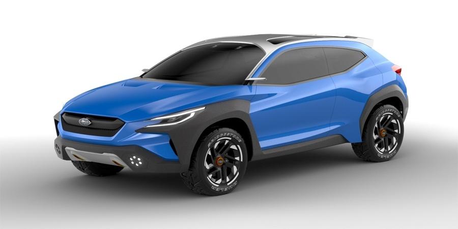 Subaru modelleri artık daha cesur: Vızıv Adrenalıne Cenevre'de ortaya çıktı