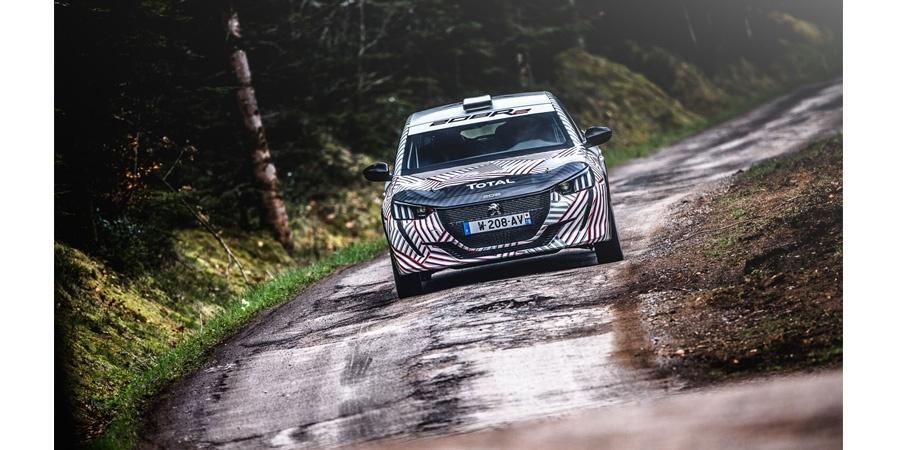 Yeni Peugeot 208 R2 parkurlara çıkmaya hazır