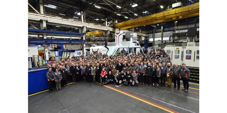 Ford Otosan, Pres Hattı ve Yüksek Hızlı İşleme Merkezini devreye aldı